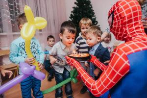 Аниматоры на праздники и дни рождения