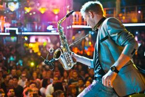 Музыканты и музыкальные группы на праздник