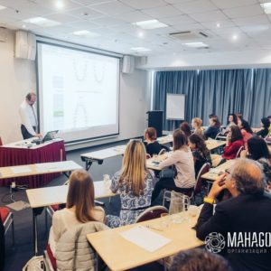Организация и проведение тренингов и семинаров