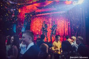 Шоу программы на свадьбу и праздники