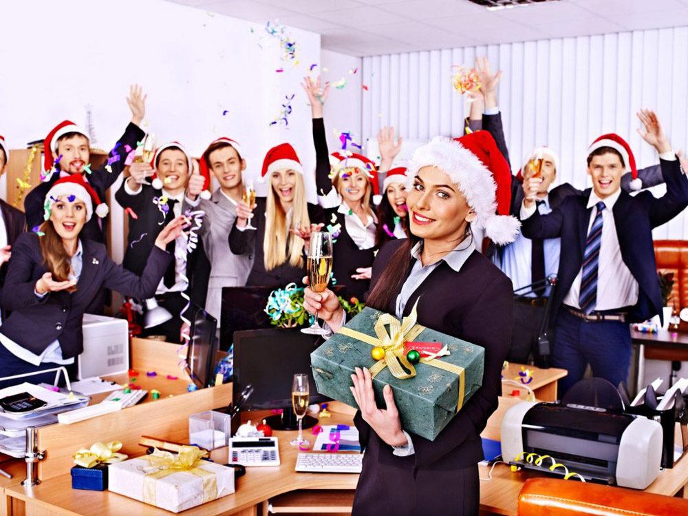 Новогодние фото в классе