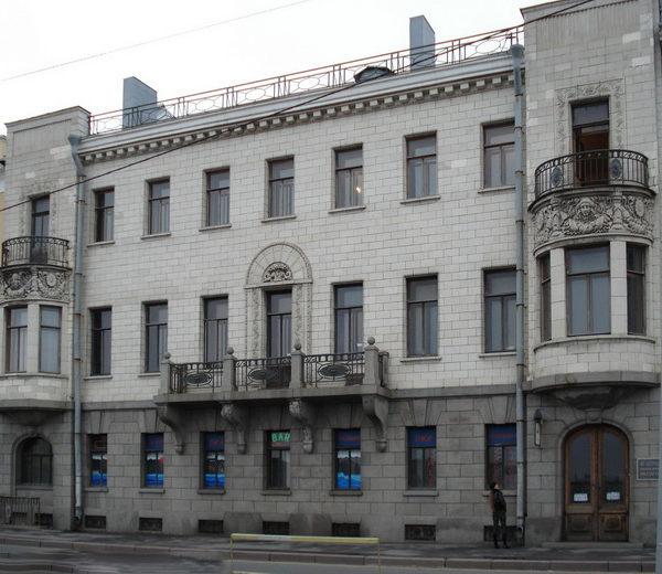 Дворец Михаила Александровича