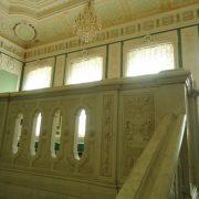 Аничков Дворец. Фисташковая гостиная