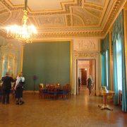 Аничков Дворец. Голубая гостиная