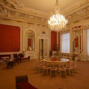 Аничков Дворец. Красная гостиная