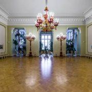 Аничков Дворец. Торшерная