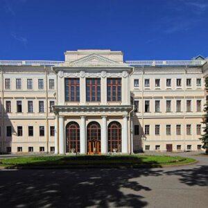Аничков Дворец. Желтоколонный зал