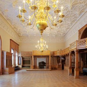 Дворец Белосельских-Белозерских. Дубовый Зал