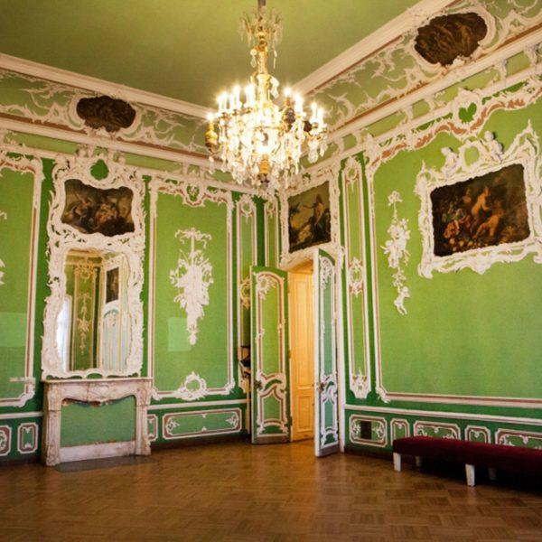 Дворец Белосельских-Белозерских. Приемная