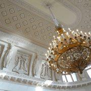 Елагин Дворец. Овальный Зал