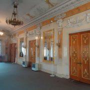 Елагин Дворец. Столовый Зал