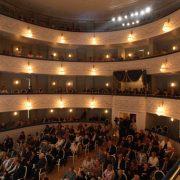 Каменноостровский театр бального танца. Зал балетного театра