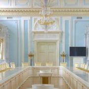 Константиновский дворец. Голубой зал