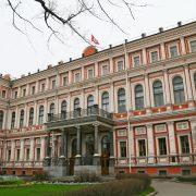 Николаевский дворец. Романовская гостиная