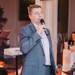 Новогодний корпоратив компании РОСГеоПроект