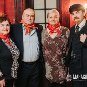 Организация юбилея в ресторане Охотничий клуб