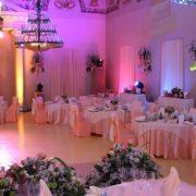 Павильон Роз. Розовый зал