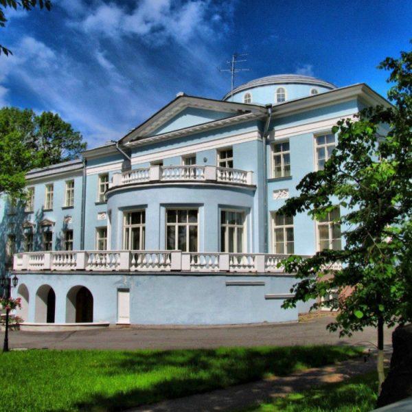 Правительственная Резиденция К-5. Банкетный зал
