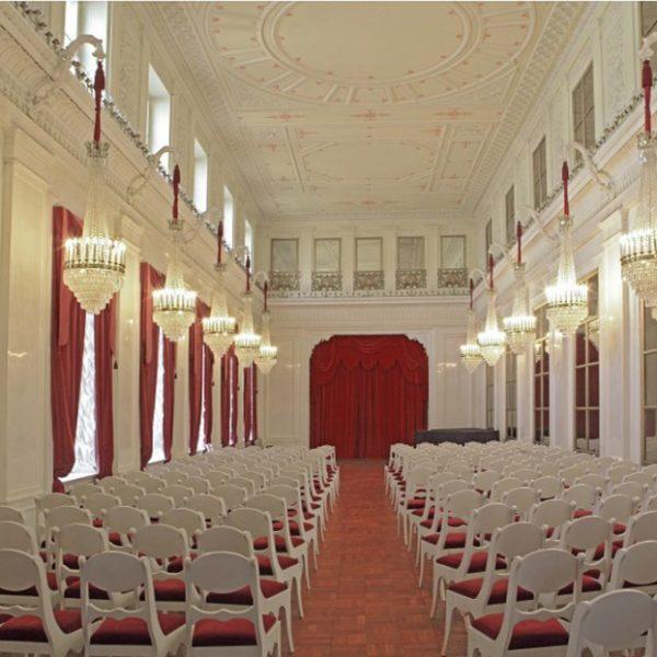 Шереметевский дворец. Белый зал