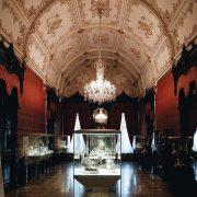 Шуваловский дворец. Красная гостиная