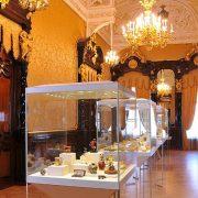 Шуваловский дворец. Золотая гостиная