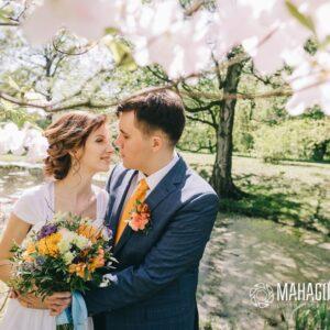 Свадьба Анна и Андрей 14 мая 2016