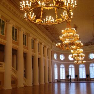 Таврический дворец. Екатерининский зал