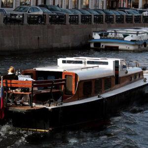 Яхта «Адмирал»