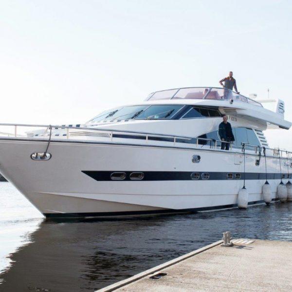 Яхта Elegance 65