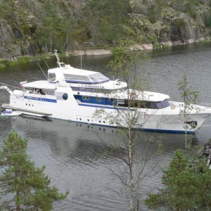 Яхта Laimarita