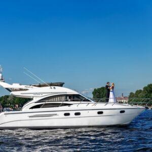 Яхта PRINCESS 42 «АНАСТАСИЯ»