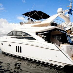Яхта PRINCESS 50 «ЕКАТЕРИНА»
