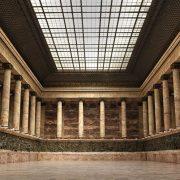 Этнографический музей. Мраморный зал