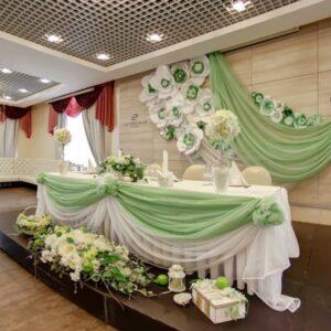 Банкетный зал «Охтинская»