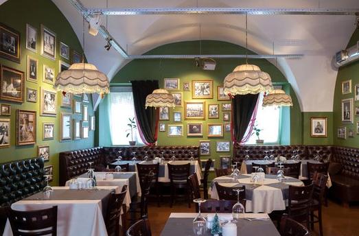 Ресторан «48 стульев»