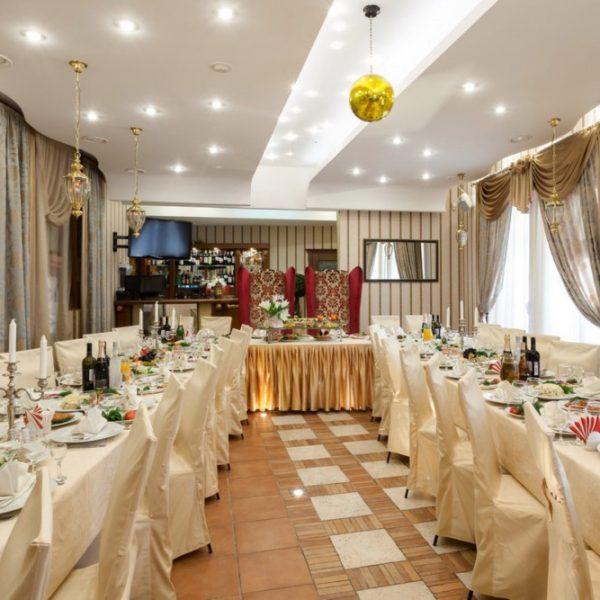 Ресторан «Бальзак»