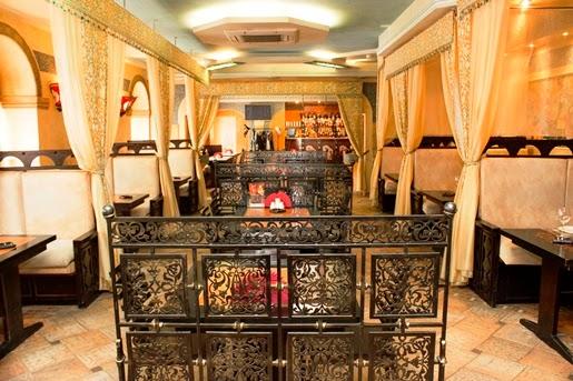 Ресторан «Дастархан»