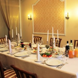 Ресторан «Гранд Петергоф Коркули»