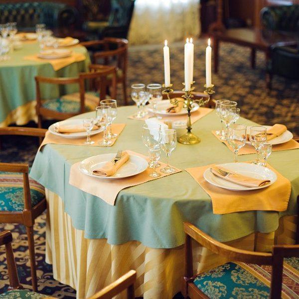 Ресторан «Lancaster Court»