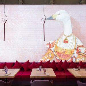 Ресторан «Птичий двор»
