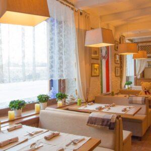 Ресторан «SOLO SOLO»