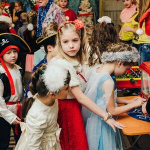 Детский Новый Год 2017