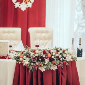 Свадьба в ресторане Ля Мур