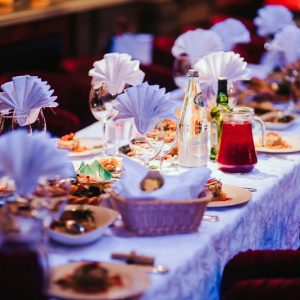 Свадьба в ресторане Тройка