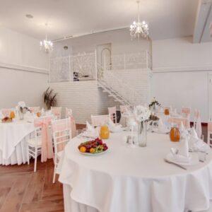 Банкетный зал «Цветочный в Пушкине»