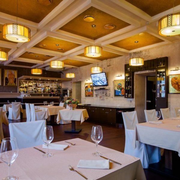Ресторан «La Presse»