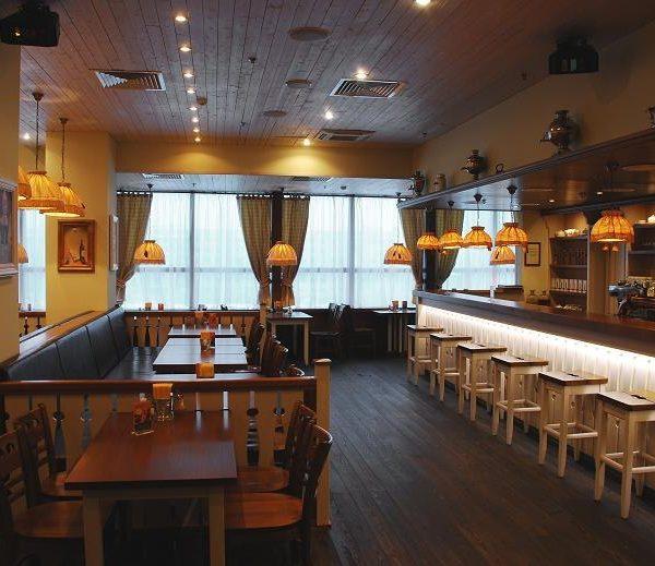 Ресторан «Пиворама на Белы Куна»