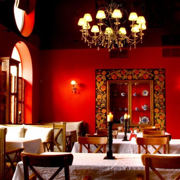 Ресторан «Романс-Кафе»