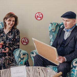 Юбилей 50 лет в Отеле Амбассадор
