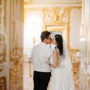 Свадебная съемка для пары из Китая